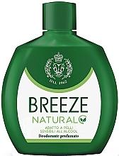 Parfüm, Parfüméria, kozmetikum Breeze Deo Squeeze Natural Essence - Testdezodor
