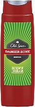 Parfüm, Parfüméria, kozmetikum Tusfürdő - Old Spice Danger Zone Shower Gel