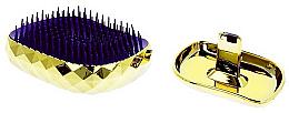 Parfüm, Parfüméria, kozmetikum Hajkefe, arany - Twish Spiky 4 Hair Brush Diamond Gold
