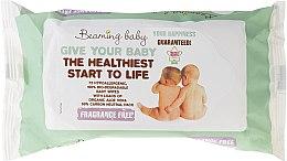 Parfüm, Parfüméria, kozmetikum Illatmentes nedves törlőkendő gyerekeknek - Beaming Baby Organic Baby Wipes