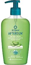 Parfüm, Parfüméria, kozmetikum Napozás utáni nyugtató gél - Ecran Aftersun Gel Aloe Vera