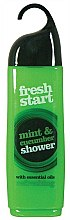 Parfüm, Parfüméria, kozmetikum Tusfürdő - Xpel Fresh Start Mint & Cucumber Shower Gel