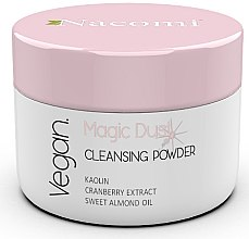 Parfüm, Parfüméria, kozmetikum Tisztító púder száraz bőrre - Nacomi Face Cleansing & Brightening Powder Magic Dust