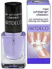 Parfüm, Parfüméria, kozmetikum Körömlakk fehérítő hatással - Artdeco Nail Whitener Classic