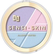 Parfüm, Parfüméria, kozmetikum Arcontúr 3 az 1-ben - AA Sensi Skin 3In1 Holographic Set
