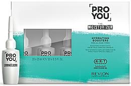 Parfüm, Parfüméria, kozmetikum Hidratáló booster hajra - Revlon Proyou The Moisturizer Booster