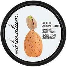 """Parfüm, Parfüméria, kozmetikum Testolaj """"Mandula és pisztácia"""" - Naturalium Body Butter Almond And Pistachio"""