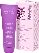 Parfüm, Parfüméria, kozmetikum Éjszakai krém zsíros és kombinált bőrre - Le Cafe de Beaute Night Cream Serum Visage