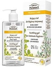 Parfüm, Parfüméria, kozmetikum Nyugtató intim mosakodó gél kamillával - Green Pharmacy Soothing Gel