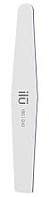Parfüm, Parfüméria, kozmetikum Körömreszelő - Ilu White Diamond File Grid 180/240