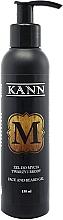 Parfüm, Parfüméria, kozmetikum Arc- és szakálltisztító gél - Kann Face And Beard Gel