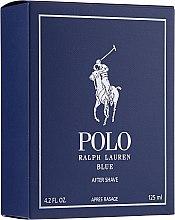 Parfüm, Parfüméria, kozmetikum Ralph Lauren Polo Blue After Shave - Borotválkozás utáni lotion