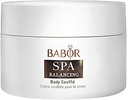 Parfüm, Parfüméria, kozmetikum Body Souffle Testkrém - Babor Balancing Body Souffle