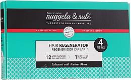 Parfüm, Parfüméria, kozmetikum Regeneráló ampulla hajra - Nuggela & Sule' Hair Regenerator Ampoules