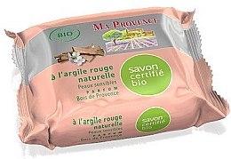 "Parfüm, Parfüméria, kozmetikum Organikus szappan provence fa illattal ""Vörös agyag"" - Ma Provence Nature Soap"