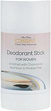 Parfüm, Parfüméria, kozmetikum Izzadásgátló nőknek - Mon Platin DSM Deodorant Stick