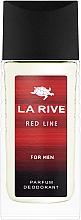 Parfüm, Parfüméria, kozmetikum La Rive Red Line - Spray dezodor