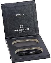 Parfüm, Parfüméria, kozmetikum Szemhéjfesték tartó - Living Nature Eyeshadow Compact Case