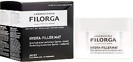 Parfüm, Parfüméria, kozmetikum Hidratáló gél-krém arcra - Filorga Hydra-Filler Mat