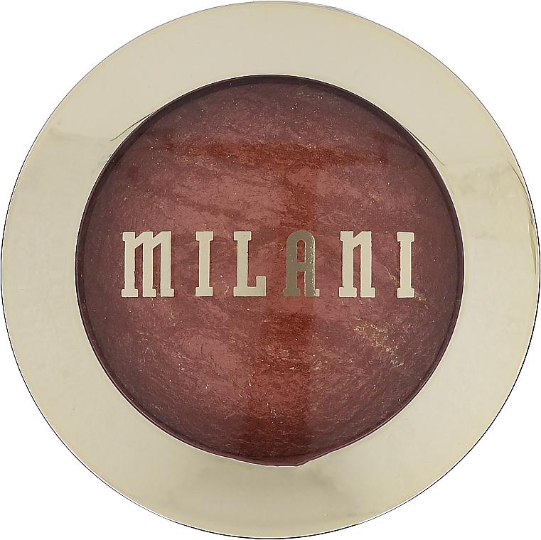 Sütött púder - Milani Baked Blush