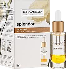Parfüm, Parfüméria, kozmetikum Regeneráló arcszérum - Bella Aurora Splendor 10 Serum