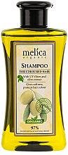 Parfüm, Parfüméria, kozmetikum Sampon festett hajra - Melica Organic For Coloured Hair Shampoo