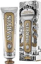 Parfüm, Parfüméria, kozmetikum Fogkrém, frissítő hatás - Marvis Royal Limited Edition Toothpaste