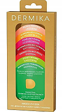 Parfüm, Parfüméria, kozmetikum Maszk szett a hét minden napjára - Dermika Seven Wishes (7 x 3 ml)