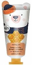 Parfüm, Parfüméria, kozmetikum védő kézkrém-maszk kézre és körömre - Marion Funny Animals Hand Cream Mask