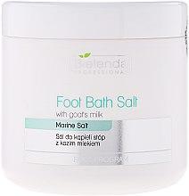 Parfüm, Parfüméria, kozmetikum Lábfürdő só kecsketejjel - Bielenda Professional Foot Bath Salt With Goat's Milk