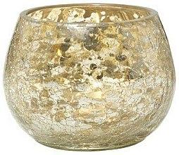 Parfüm, Parfüméria, kozmetikum Gyertyatartó - Yankee Candle Kensington Mercury Crackle Votive Holder