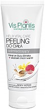 "Parfüm, Parfüméria, kozmetikum Testradír ""Lychee és vanília"" - Vis Plantis Helix Vital Care Rejuvenating Creamy Body Scrub"