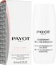 Parfüm, Parfüméria, kozmetikum Golyós izzadásgátló - Payot Le Corps Deodorant Ultra Douceur Alcohol Free Roll On Deodorant