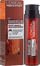 Parfüm, Parfüméria, kozmetikum Hidratáló gél az arcra és a szakállra - L'Oreal Paris Men Expert Barber Club Moisturiser