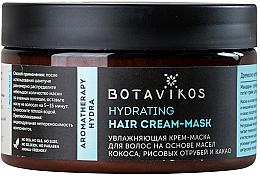 Parfüm, Parfüméria, kozmetikum Hidratáló hajpakolás - Botavikos Hydrating Hair Cream-Mask