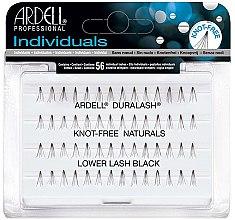Parfüm, Parfüméria, kozmetikum Tincses műszempilla - Ardell Eyelash Knot Free Lower Lash Individuals Black