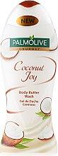 Parfüm, Parfüméria, kozmetikum Krémtusfürdő - Palmolive Gourmet Coconut Joy Shower Cream