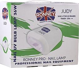 Parfüm, Parfüméria, kozmetikum UV lámpa, piros - Ronney Professional Judy UV 36W (GY-UV-230) Lamp