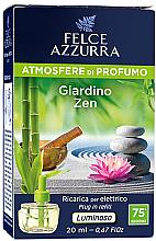 Parfüm, Parfüméria, kozmetikum Elektromos diffúzór - Felce Azzurra Garden Zen (utántöltő)