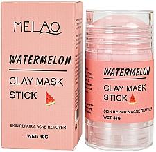 Parfüm, Parfüméria, kozmetikum Maszk stift arcra dinnyével - Melao Watermelon Clay Mask Stick