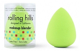 Parfüm, Parfüméria, kozmetikum Sminkszivacs, zöld - Rolling Hills Makeup Blender Green