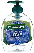 "Parfüm, Parfüméria, kozmetikum Folyékony szappan ""Szerelem virága"" - Palmolive Flower Love Liquid Soap"