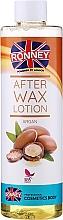 """Parfüm, Parfüméria, kozmetikum Szőrtelenítés utáni lotion """"Argán"""" - Ronney Professional After Wax Lotion Argan"""