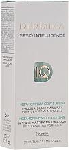 Parfüm, Parfüméria, kozmetikum Erősen mattító emulzió - Dermika Sebio Intelligence Emulsion