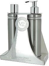 Parfüm, Parfüméria, kozmetikum Szett - Vivian Gray Grey Crystal (sh/gel/250ml + b/lot/250ml)