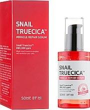 Parfüm, Parfüméria, kozmetikum Regeneráló szérum feketecsiga mucinnal - Some By Mi Snail Truecica Miracle Repair Serum