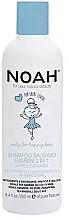 Parfüm, Parfüméria, kozmetikum 2 az 1-ben sampon és kondicionáló - Noah Kids 2in1 Shampoo & Conditioner