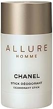 Parfüm, Parfüméria, kozmetikum Chanel Allure Homme - Dezodor stift