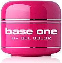 Parfüm, Parfüméria, kozmetikum Műkörömépítő zselé - Silcare Base One Color