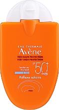 Parfüm, Parfüméria, kozmetikum Napvédő krém - Avene Solaires Cream Reflexe SPF 50+